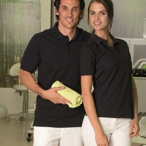 Antibacteriële Poloshirts - Lucca Man