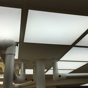 LED Paneel, IN 600 x 600mm, 6500K