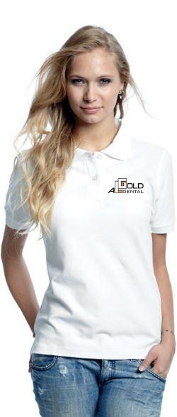 Poloshirt Standaard - Lady