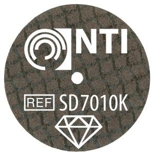NTI SD7010K separeerschijf