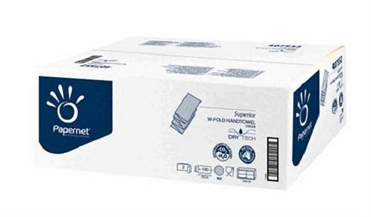 Papernet Interfold Handdoeken, 22x32cm, 2lgs - AL0520071