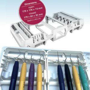 Qlik-Save Instrumenten Cassette